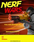 Nerf warriors, open fire!