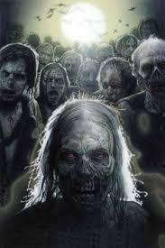 You were watching the Walking Dead??????