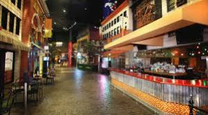 The Village Street Eateries in NY, NY, Vegas. My favourite area to eat.
