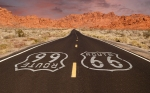 Route 66. Perhaps the most famous highway in America.