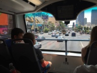 The best way to see Vegas. Seriously. It's $8 per person.