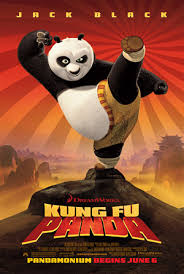 I move like a stealthy ninja. Just like Po. And looking about the same size.