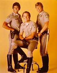 A blast from the past, CHIPs, Ponch. Eric Estrada