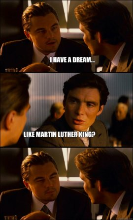 inception DiCaprio