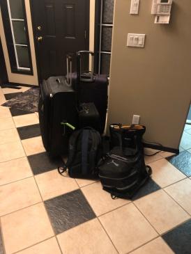 disney world, packing, luggage,